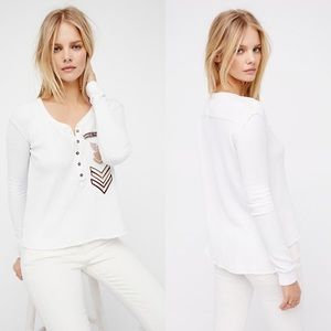 Free People Bridget Tee